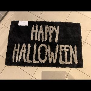 🇺🇸 Rae Dunn HAPPY HALLOWEEN Bath mat